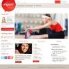Дизайн сайта - номер  _12